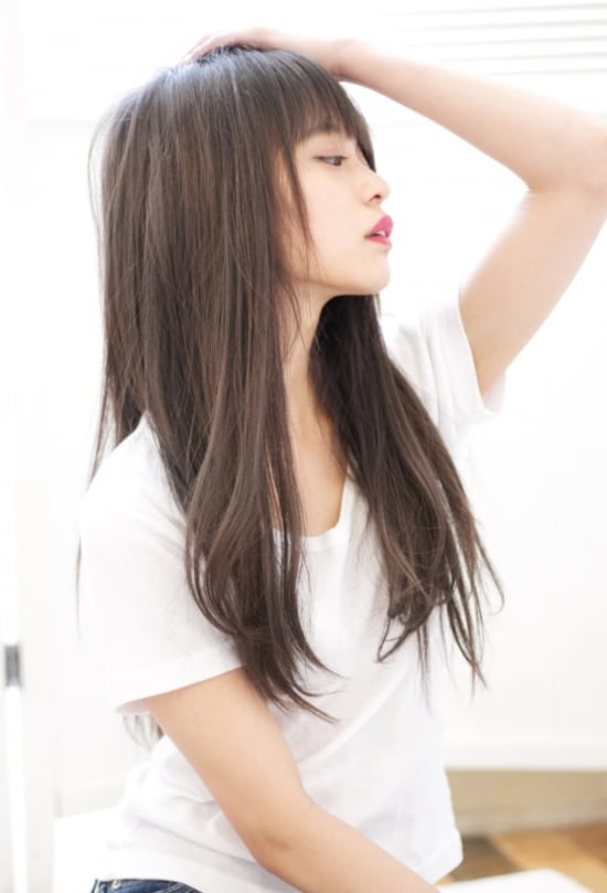 画像 2 3 暗めヘアカラーならコレ おすすめのきれいな髪色3選 ヘア