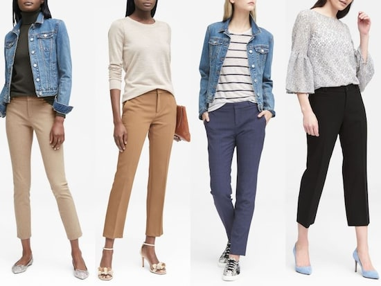 BANANA REPUBLIC PANTS COLLECTION