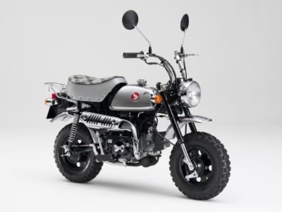 須藤氏が始めて買ったバイク ホンダ・モンキー