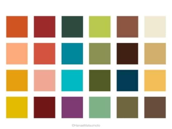 落ち着いた深みのある色がお好きな方は、人情に厚いタイプ