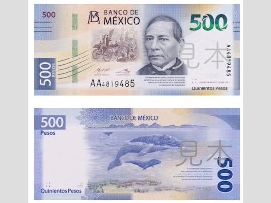 メキシコ ペソ 為替