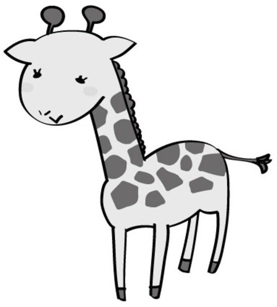 画像 24 34 動物のかわいい無料イラスト 素材集 白黒 カラー Web素材 All About