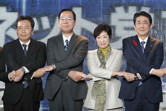 枝野幸男が代表を務める立憲民主党が躍進した理由とは(写真:日刊現代/アフロ)