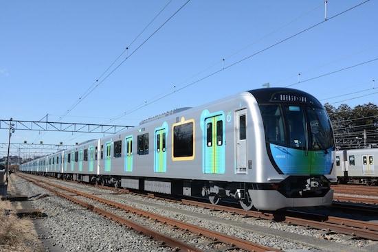 40000系電車の外観