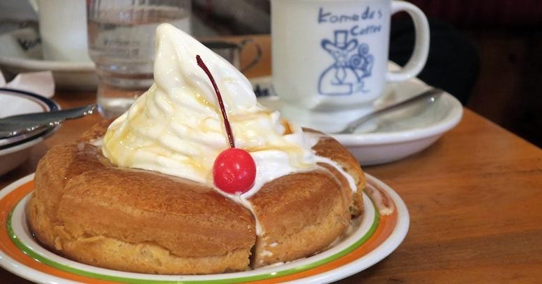 【今週のTOKYO FOOD SHOCK】コメダ珈琲シロノワールがファンの心をつかむわけ