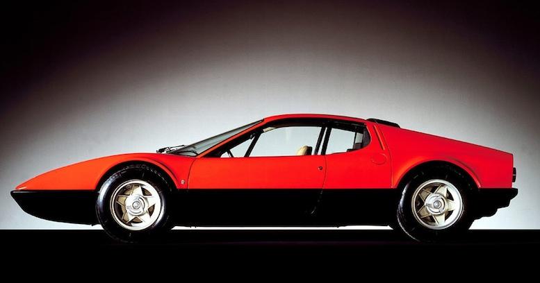 【中年スーパーカー図鑑】カウンタックと人気を二分した70年代フェラーリのフラッグシップ