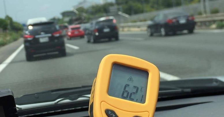 「炎天下でエアコンが効きにくい車内」を少しでも涼しくする5つの方法