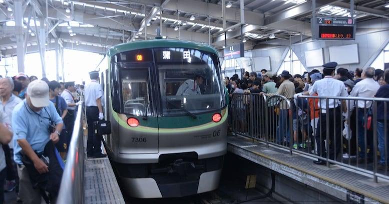 東急池上線「フリー乗車デー」に見る鉄道会社のPR方法