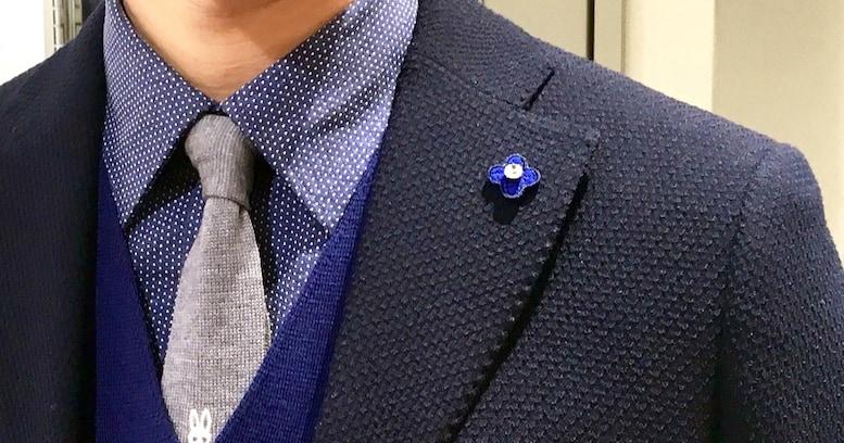 【ちょい足しモテ理論】ユニクロのジャケットをプラス1000円で格上げする方法