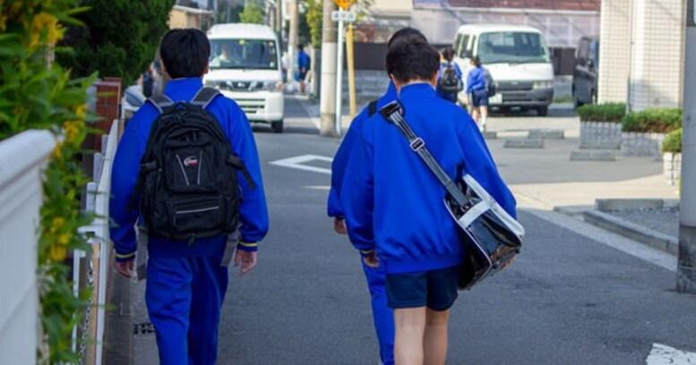 校則で禁止されているジャージ登校する理由 「めんどくさい」に隠された本当の意味