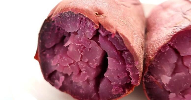 【衝撃】紫いもを作って料理をした結果…インパクト絶大な魔の料理が完成してしまった