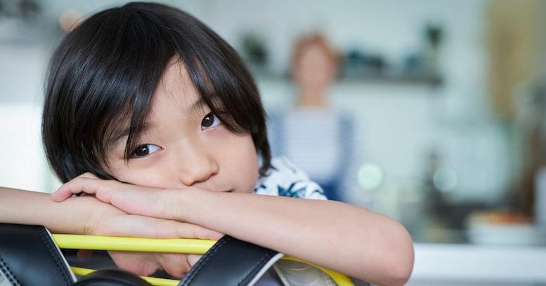 子どもが「だるいし学校休みたい」と言い出した…その後の母親の切り返しに称賛の声が殺到