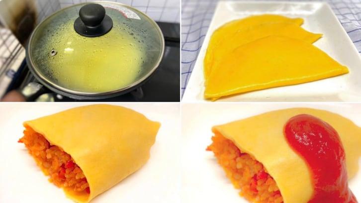 薄焼き卵を驚くほど綺麗に作れる神レシピ…みんなも作って自慢しちゃおう!