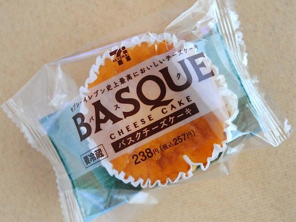 セブン バスク チーズ ケーキ