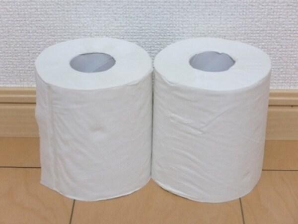 チャレンジ 芯 ペーパー トイレット の