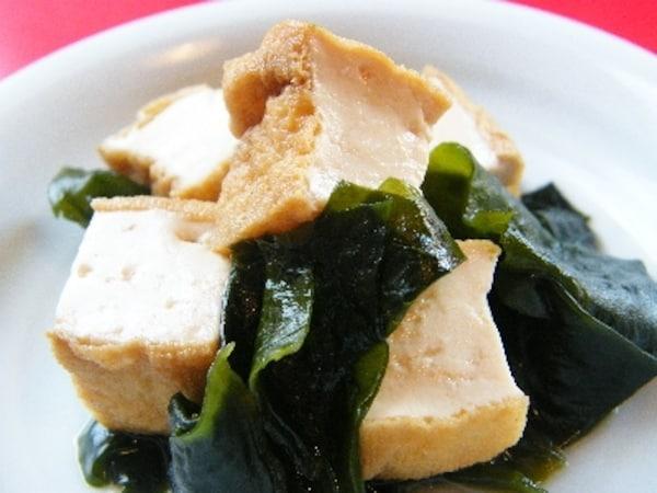 レシピ 揚げ 豆腐