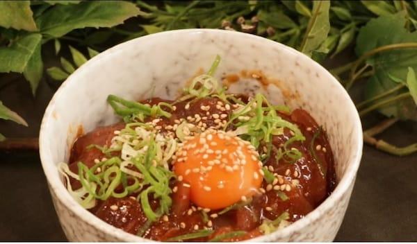 丼 マグロ 漬け 黄金比はこれだ!漬けマグロ・たれの作り方【最短10分位~簡単レシピ】
