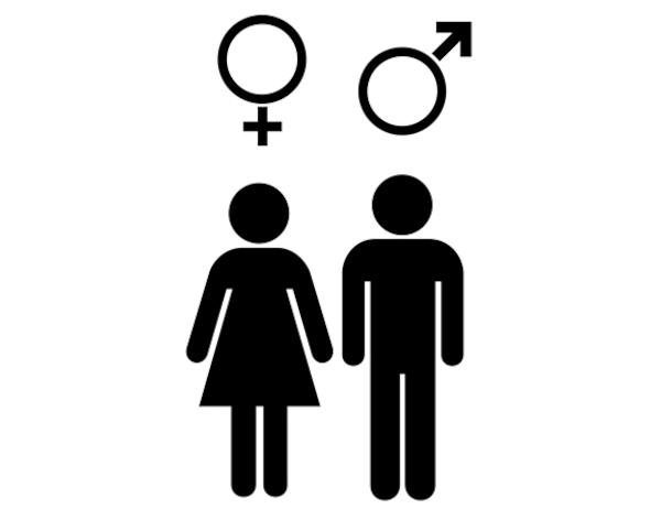 男女の記号