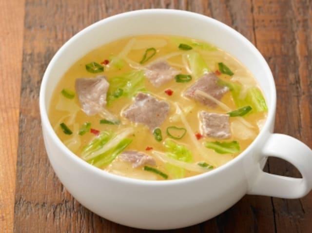 食べるスープ 牛肉と葱のテールスープ 4食