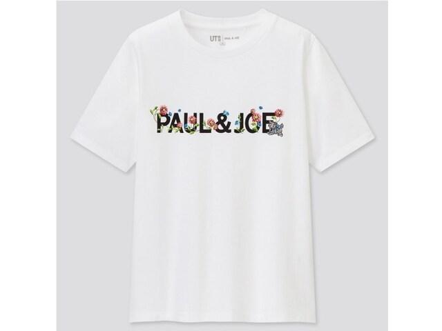 ポール & ジョー グラフィックTシャツ 1500円(税抜)