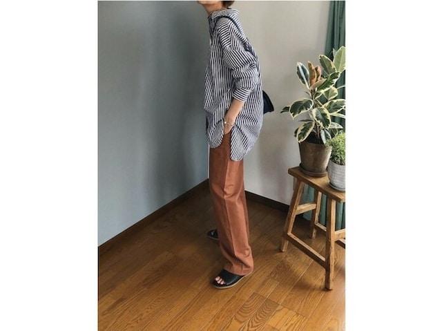 暑い夏にとにかく快適なリネンブレンド系パンツは狙い目 出典:WEAR