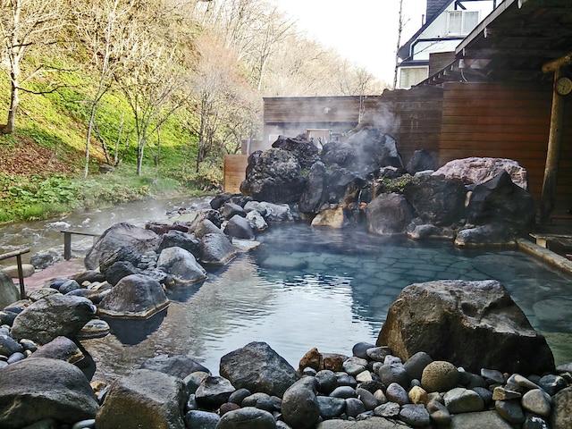 北海道の露天風呂 宿泊して味わいたいベスト3