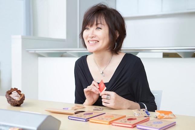 All About「チョコレート」ガイド市川さん