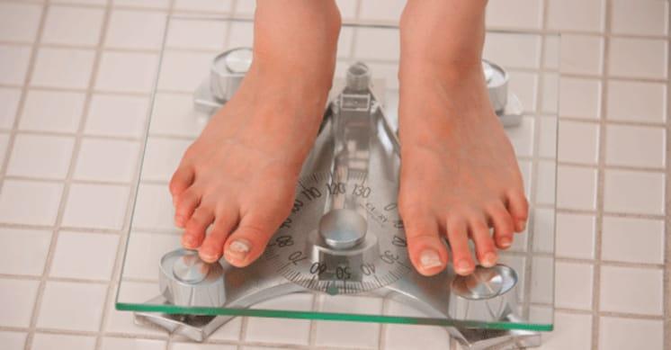 少しの工夫で体重が1ヵ月で3キロも減った