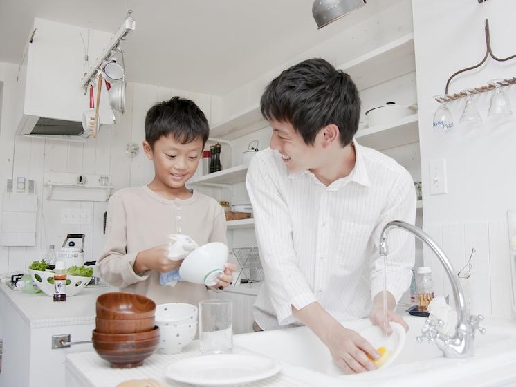 効率がいい「食器の洗い方」、してますか?