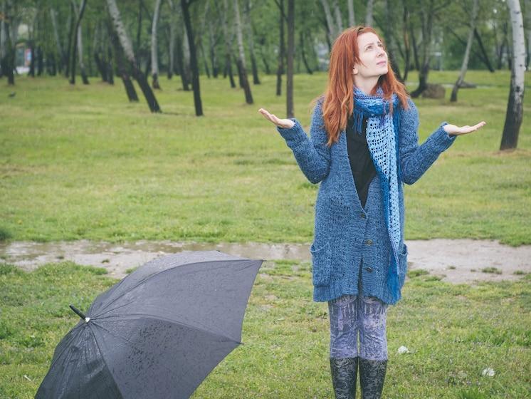 濡れるのがお好き!? ヨーロピアンが傘を差さない4つの理由