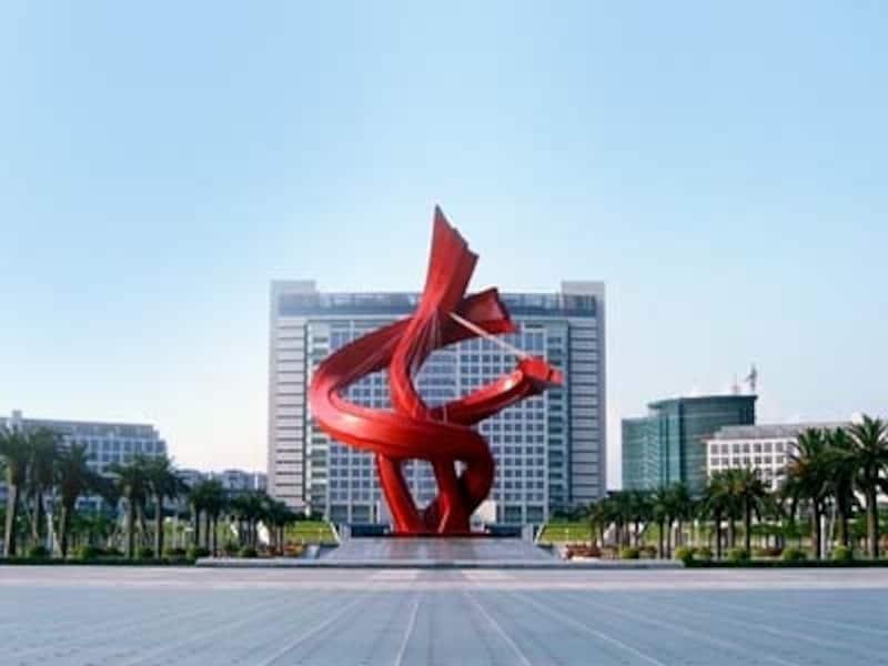 中国の都市別治安ランキング
