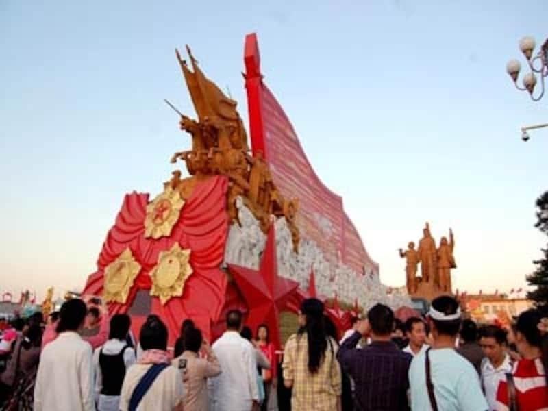 中国の季節(気候・気温)・祝日・イベント2018