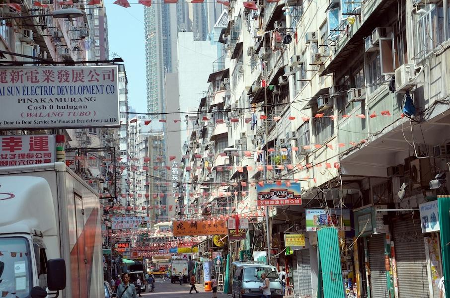 香港旅行のおすすめ観光1日モデルコース【2019年版】