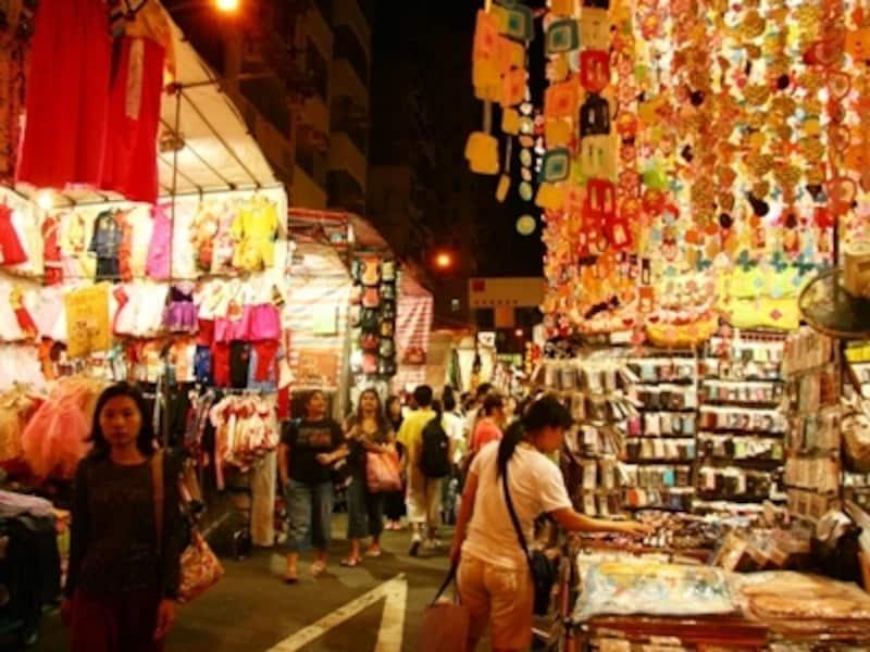 香港の夜市・マーケットのおすすめスポット