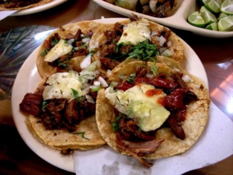 メキシコ料理の特徴 おすすめの定番メニューや歴史