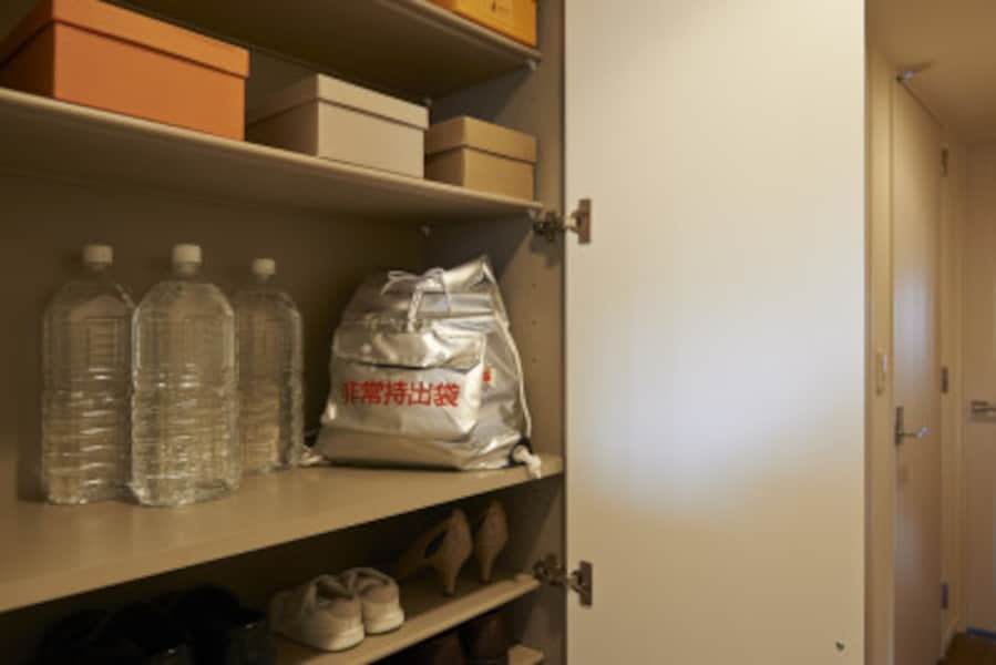 防災グッズ、防災用品、防災バッグや非常袋)をしっかり準備している家庭は、多くはないのでは