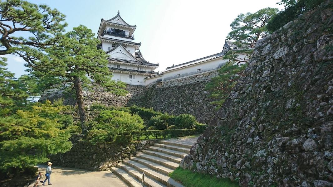 高知城へ登城!城主・山内一豊の歴史と城の見どころ