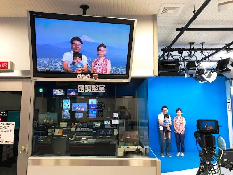 東京のテレビ局で遊ぼう!