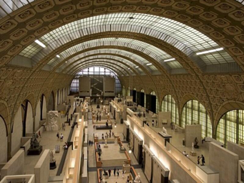 オルセー美術館 見所や主な作品、チケット料・行き方