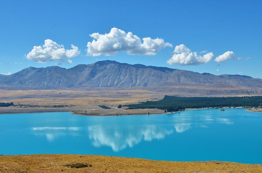 満天の星空!ミルキーブルーが魅せるテカポ湖