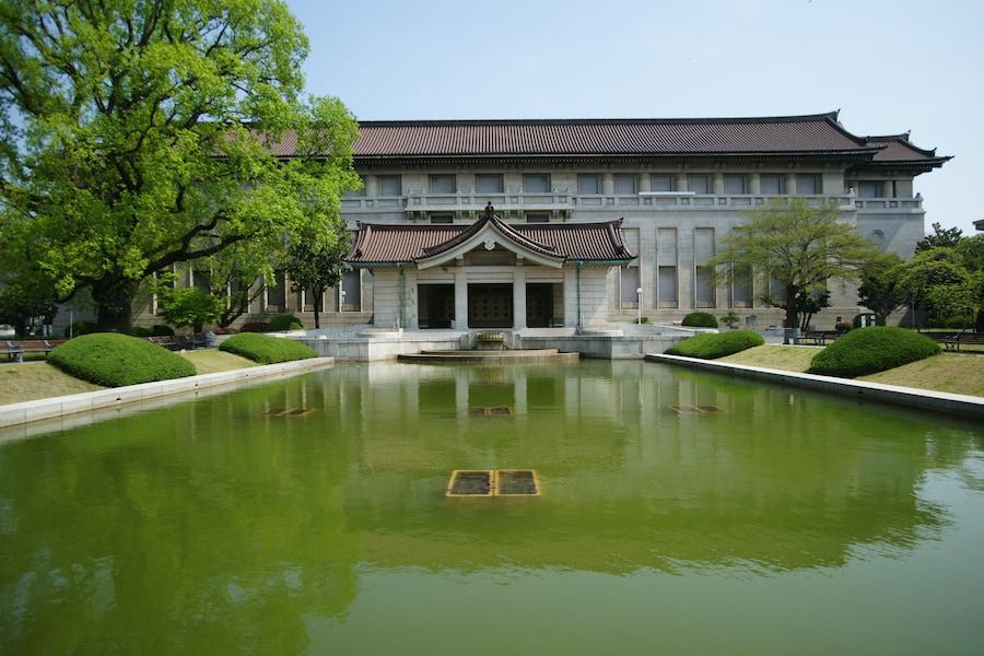 トーハク(東京国立博物館)に行こう!見どころを解説