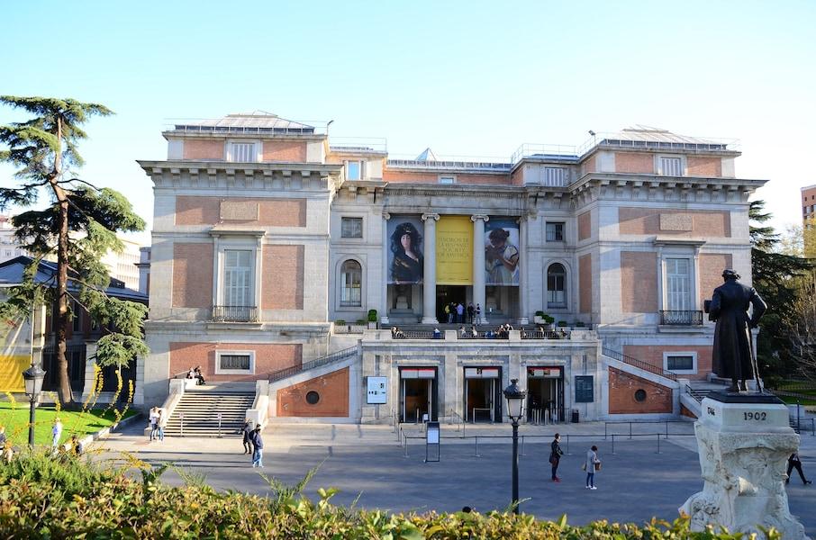プラド美術館、見どころや入場料など/マドリード