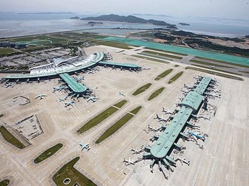 仁川国際空港まるわかりガイド! 免税店や両替など