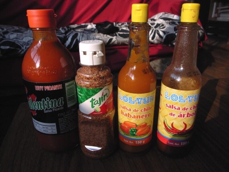 スーパーで買うメキシコのお土産