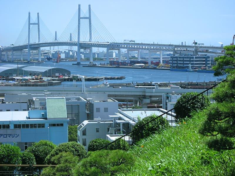『コクリコ坂から』のロケ地、横浜をめぐる
