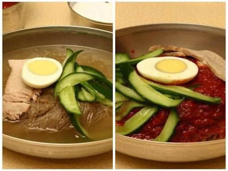 ソウルの冷麺!種類やおすすめの人気店5選