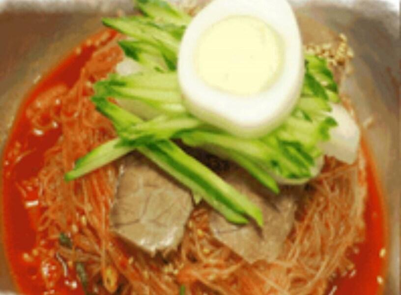 明洞の老舗冷麺店、明洞咸興麺屋/ソウル