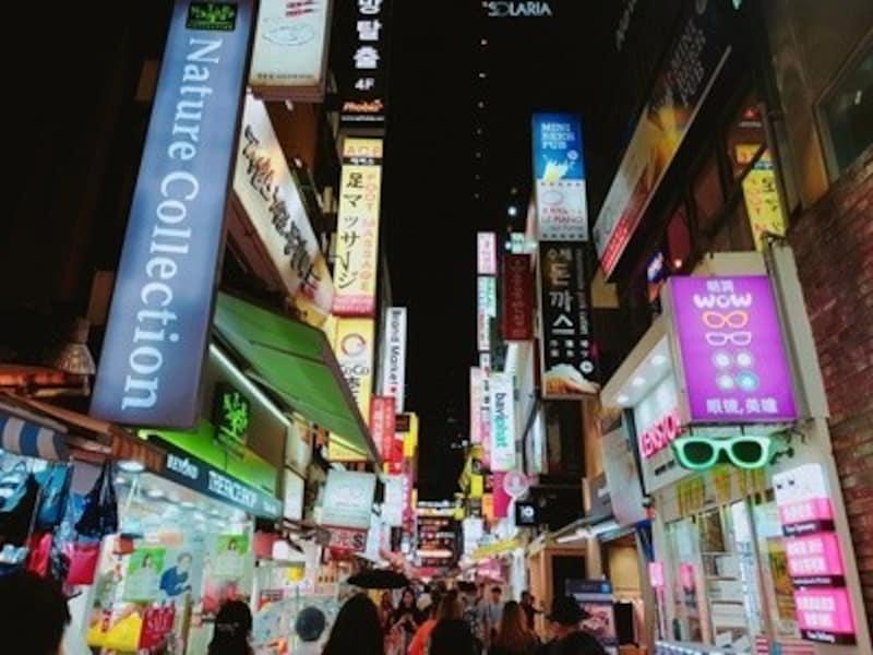【ソウル観光】明洞のおすすめ観光スポット2018年版