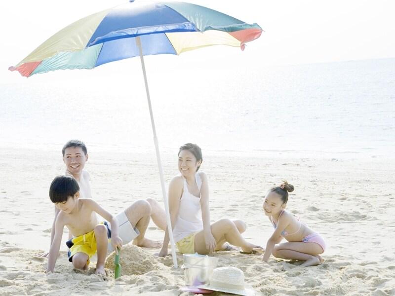子連れ旅行におすすめのビーチランキングTOP10