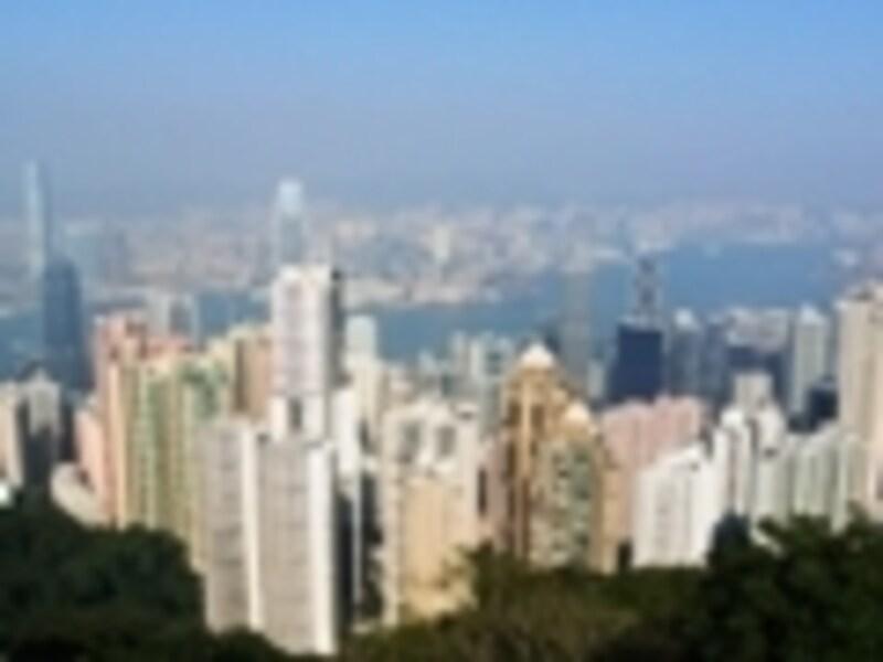 夜景だけじゃない!ビクトリアピークの楽しみ方/香港